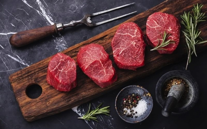 USDA Black Angus Fillet Steaks - Pack: 2 x 250g