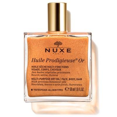Nuxe Shimmering Dry Oil Huile Prodigieuse Or - 50ML