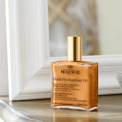 Nuxe Shimmering Dry Oil Huile Prodigieuse Or - 100ML