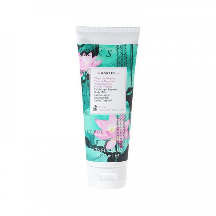 Korres Water Lily Blossom Body Milk 200ml