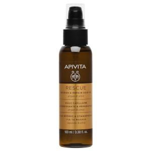 Apivita Rescue Hair Oil 100ml