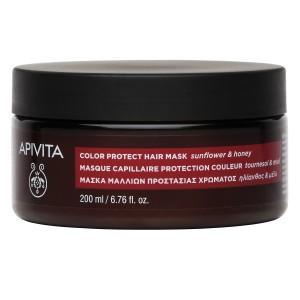 Apivita Color Protection Hair Mask 200ml
