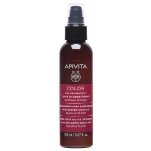 Apivita Color Protect Leave In Conditioner 150ml