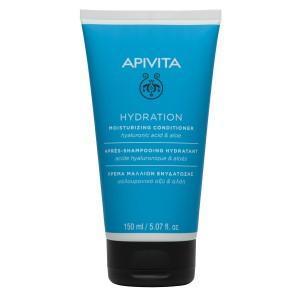 Apivita Moisturiazing Conditioner for All Hair Types 150ml