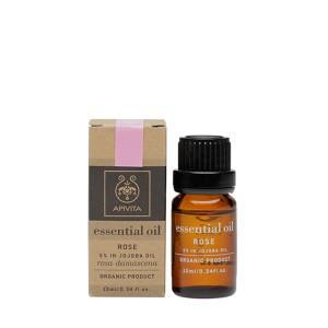 Apivita Rose Essential Oil 10ml