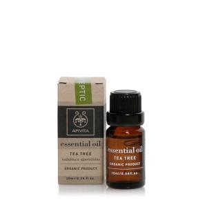 Apivita Tea Tree Essential Oil 10ml