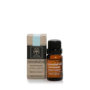 Apivita Peppermint Essential Oil 10ml