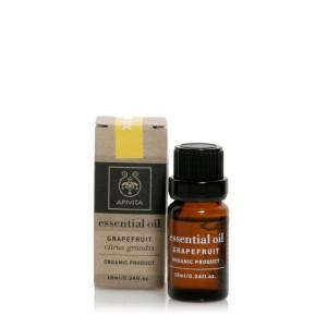 Apivita Grapefruit Essential Oil 10ml