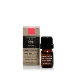 Apivita Geranium Essential Oil 5ml