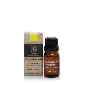 Apivita Citronella Essential Oil 10ml