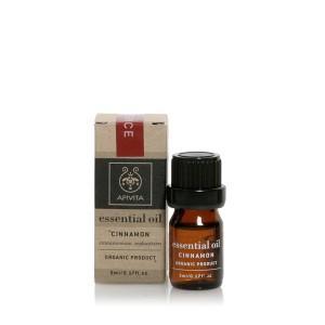Apivita Cinnamon Essential Oil 5ml