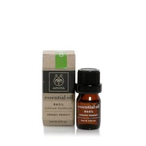 Apivita Bassil Essential Oil 5ml