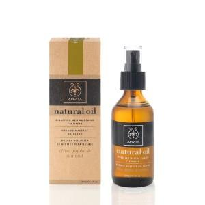 Apivita Organic Massage Oil 100ml