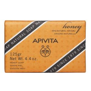 Apivita Natural Soap with Honey