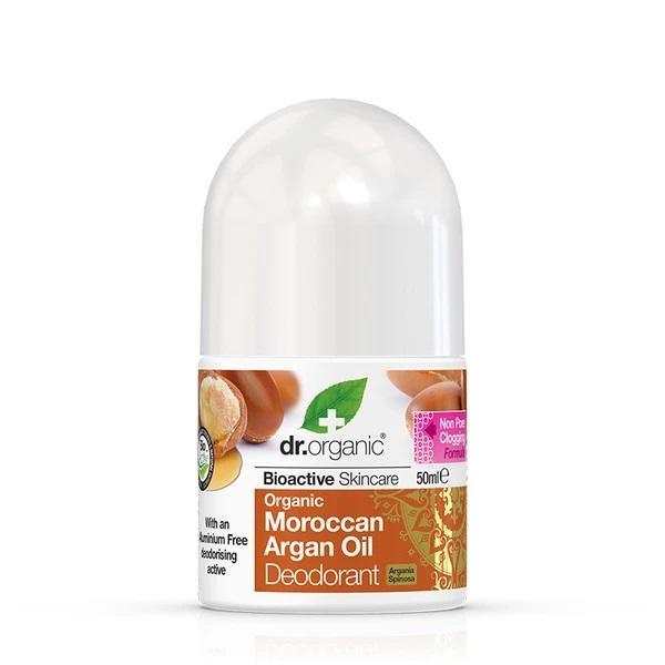 Dr.Organic Moroccan Argan Oil Deodorant 50ml