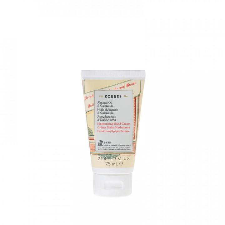 Korres Almond & Calendula Hand Cream