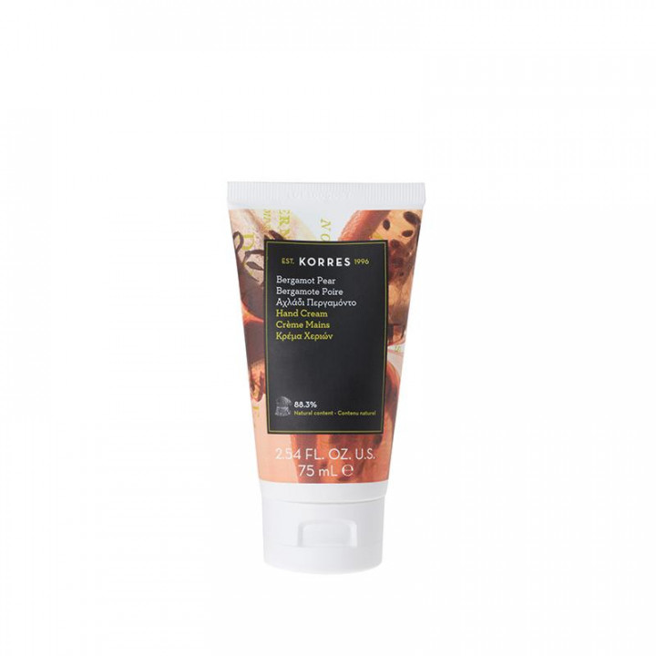Korres Pergamot - Pear Hand Cream