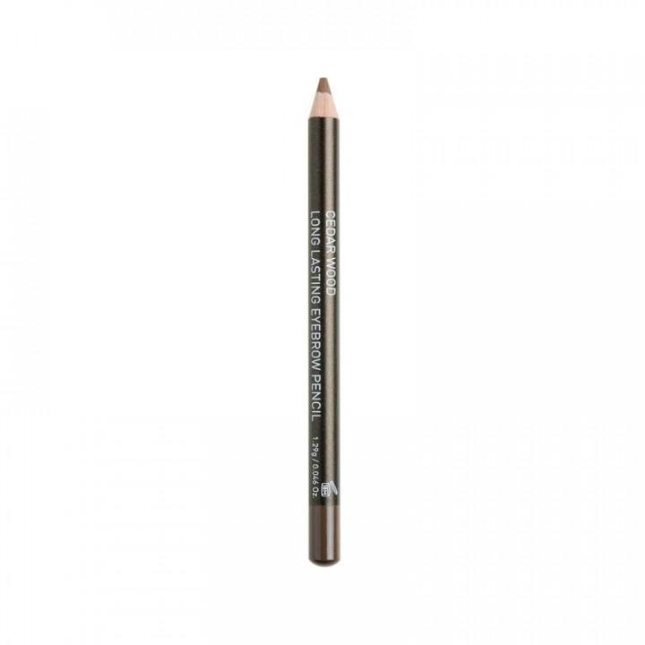 Korres Cedar Wood Eyebrow Pencil - 01 Dark