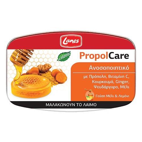 Lanes PropolCare Pastilles with Honey & Lemon