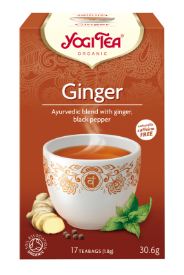 YOGI TEA - GINGER