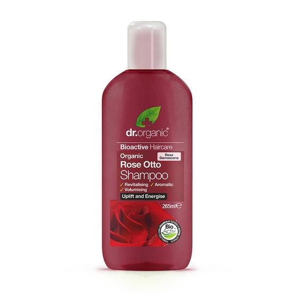 Dr.Organic Rose Otto Shampoo 265ml