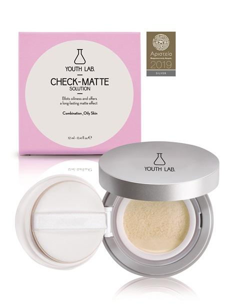 Youth Lab - Check Matte Compact Case 12 ml