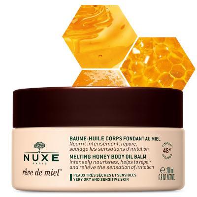 Nuxe Body Oil Balm Reve De Miel 200ml