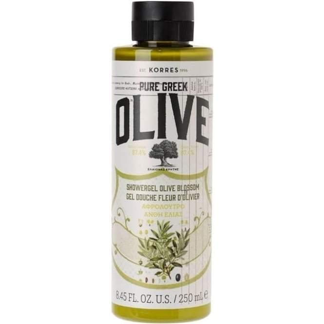 Korres Shower Gel Olive Blossom 250ml