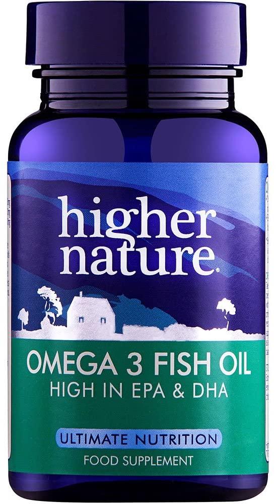 Higher Nature Omega 3, 1000mg, 90 Capsules