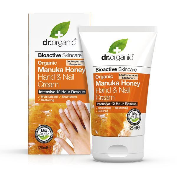 Dr.Organic Manuka Honey Hand Cream 125ml