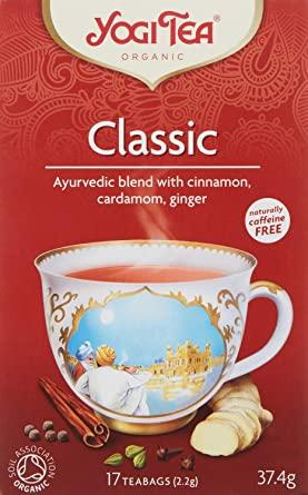 YOGI TEA CLASSIC 37.4g/ 17 TEABAGS