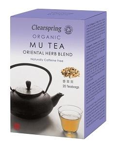 CLEARSPRING MU TEA 40g/ 20 TEABAGS