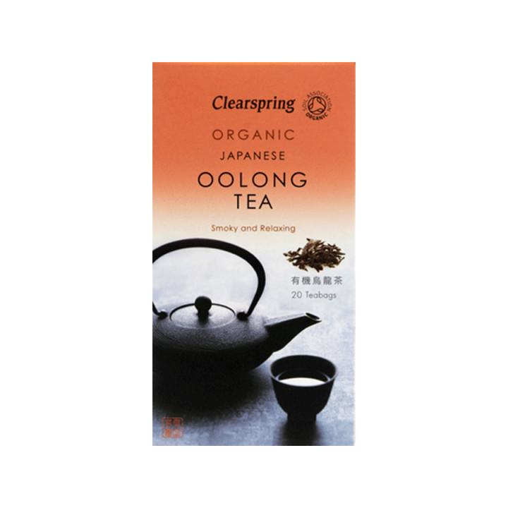 CLEARSPRING OOLONG TEA 40g/ 20 TEABAGS