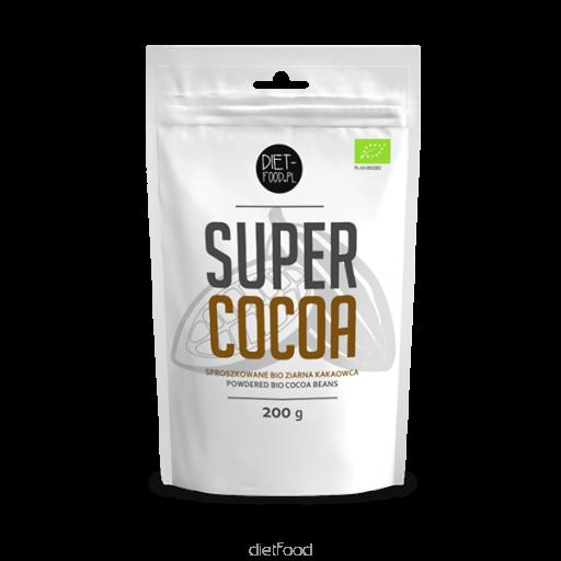 DIET-FOOD SUPER CACAO 200g