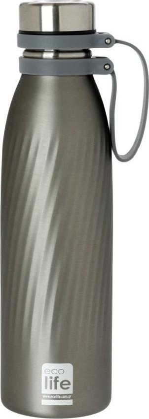 ECOLIFE THERMOS COOL GREY 500ML