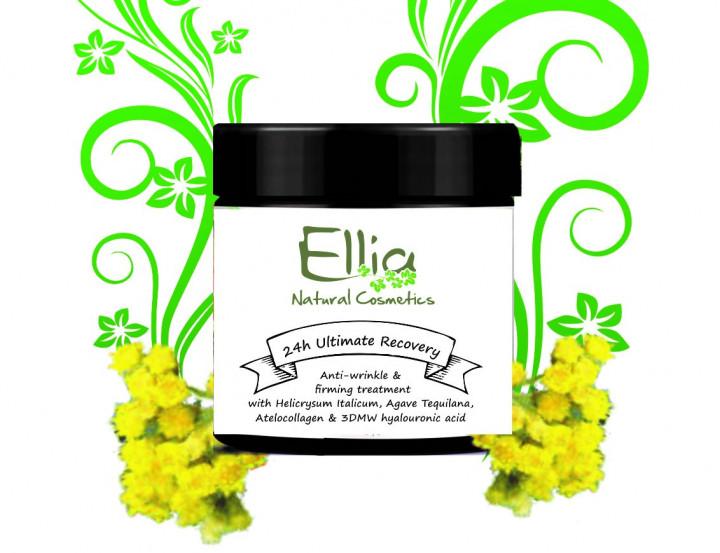 ELLIA 24H ULTIMATE RECOVERY CREAM 60ml