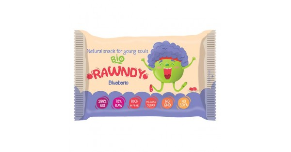 RAWNDY BIO  - BLUEBERRY