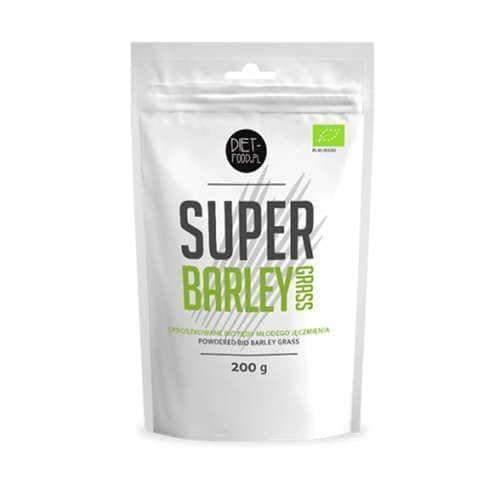 DIETFOOD - SUPER BARLEY GRASS 200g