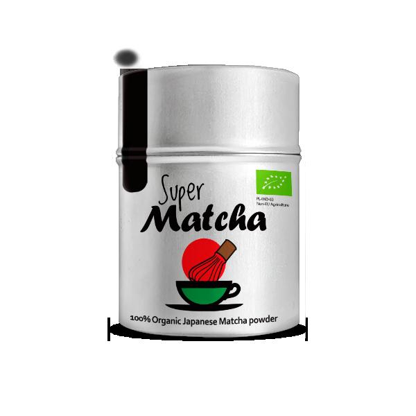DIETFOOD SUPER MATCHA POWDER 40g