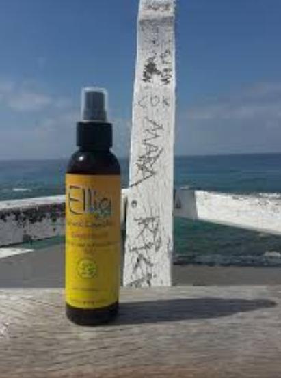 ELLIA BIOLOGICAL SUN OIL, SPF 8 - LOW PROTECTION 150ml
