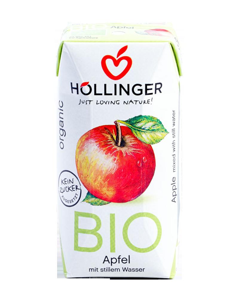 HOLLINGER - APPLE JUICE 200ML