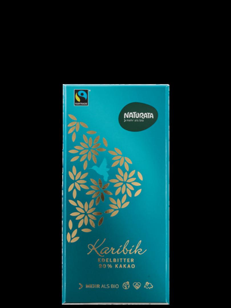 NATURATA -BIO  90% CACAO DARK CHOCOLATE - 100g