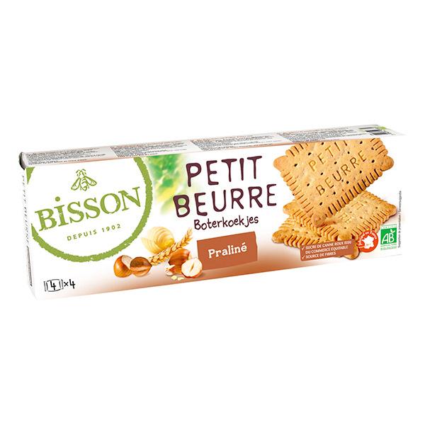 BISSON - PRALINE BISCUITS 150g