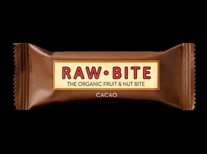 RAWBITE CACAO BAR 50g