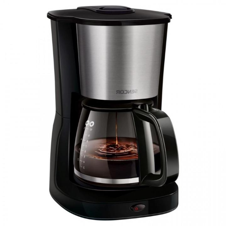 SENCOR COFFEE MAKER 1,25L/1KW