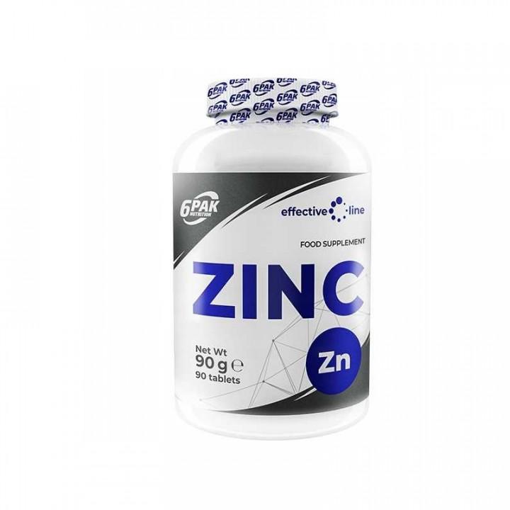 EFFECTIVE LINE ZINC 90 TABL.