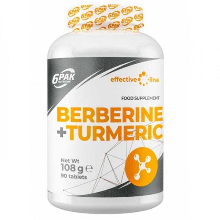 Effective Line Berberine + Tumeric