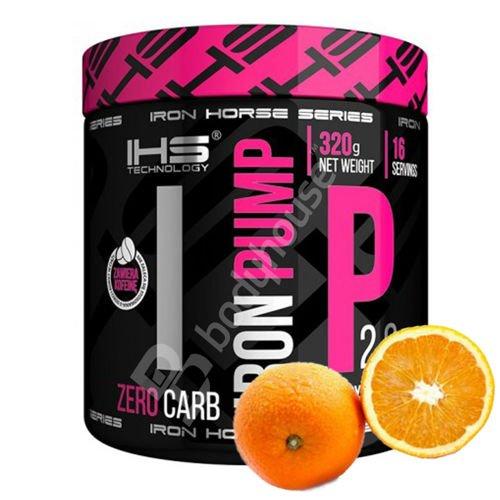 IRON PUMP 320 g - Orange