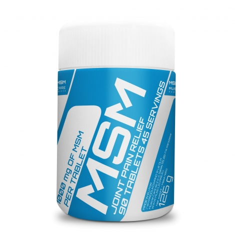 Muscle Care - MSM 90 TABS