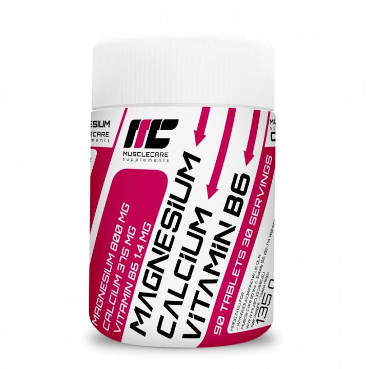 Muscle Care - Magnesium Calcium Vitamin B6